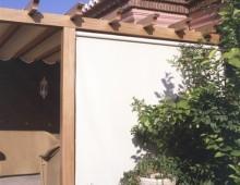 Rolo Screen e Soltis para Exterior